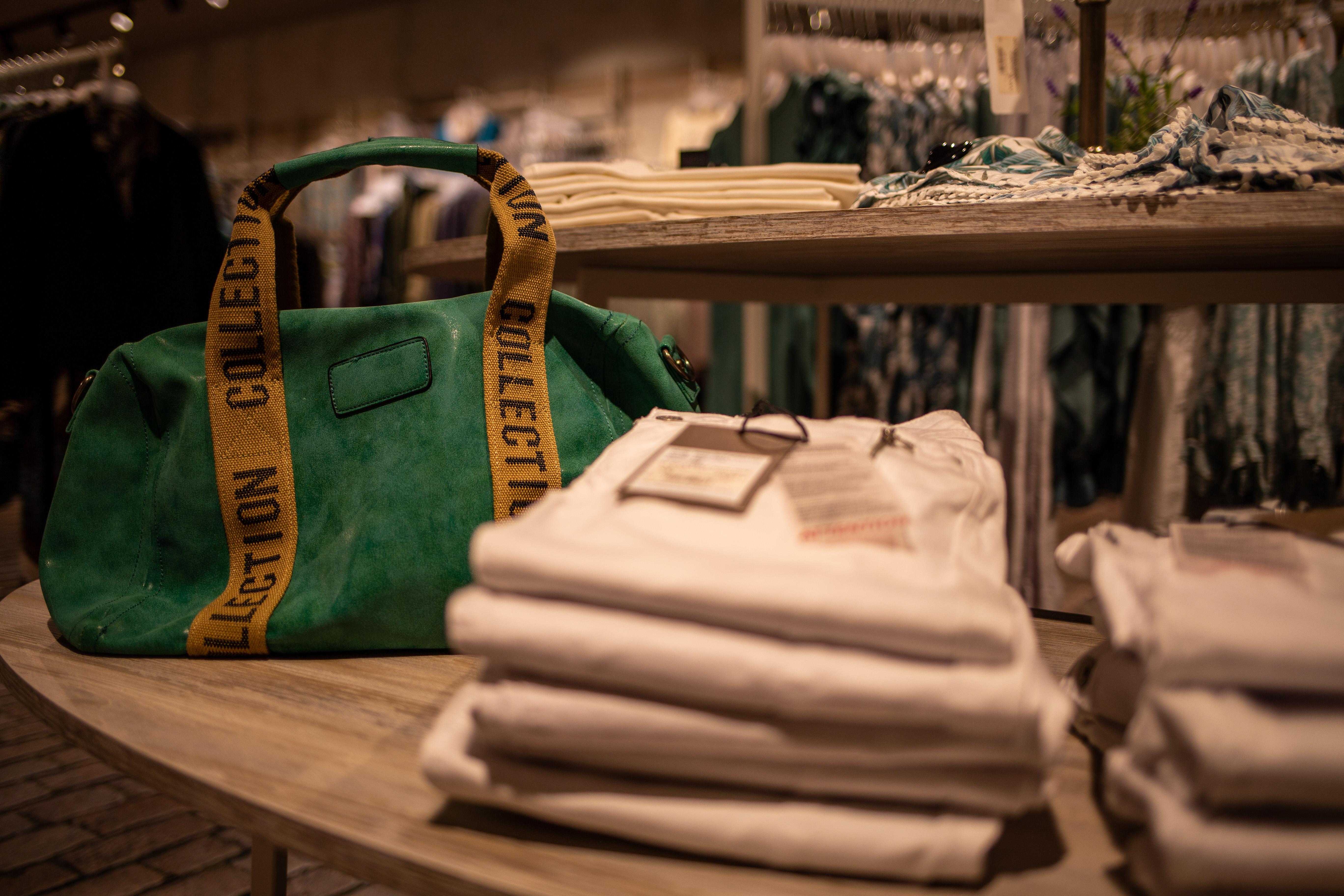 Taschen und Hosen