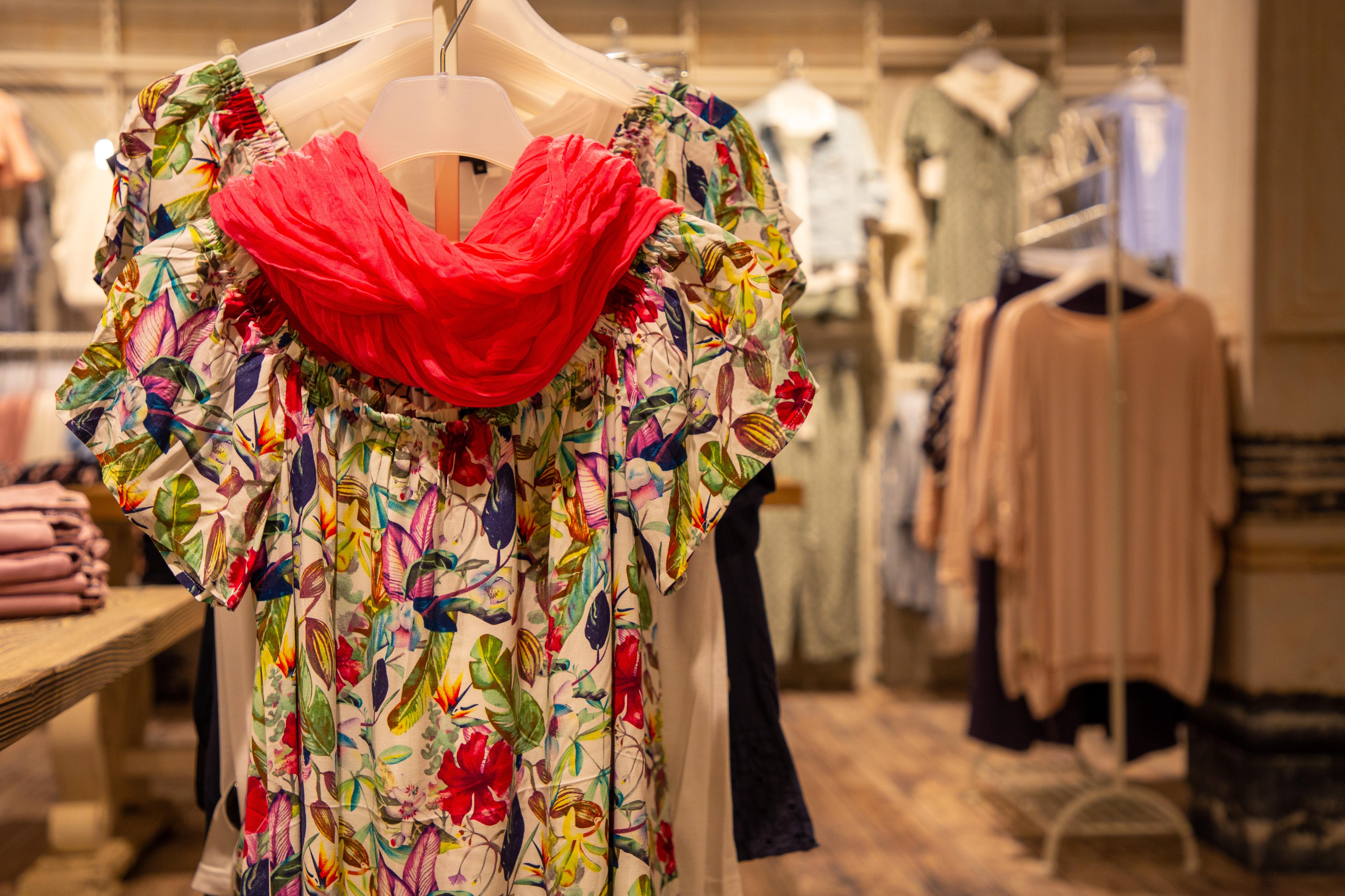Kleider im Store Erfurt